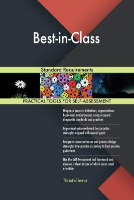 5STARCooks: Best-in-Class Standard Requirements, Gerardus Blokdyk