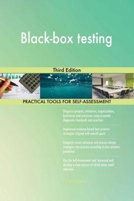 5STARCooks: Black-box testing Third Edition, Gerardus Blokdyk
