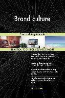 5STARCooks: Brand culture Standard Requirements, Gerardus Blokdyk