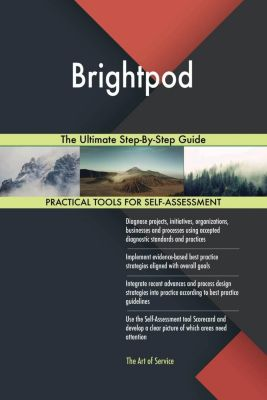 5STARCooks: Brightpod The Ultimate Step-By-Step Guide, Gerardus Blokdyk