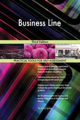5STARCooks: Business Line Third Edition, Gerardus Blokdyk