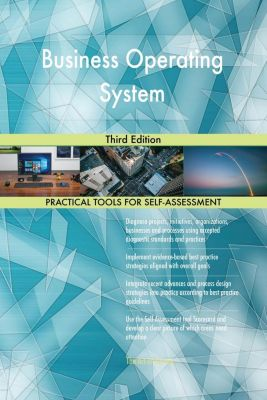 5STARCooks: Business Operating System Third Edition, Gerardus Blokdyk