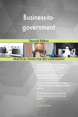 5STARCooks: Business-to-government Second Edition, Gerardus Blokdyk