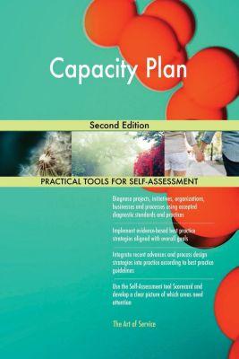 5STARCooks: Capacity Plan Second Edition, Gerardus Blokdyk