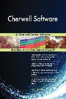 5STARCooks: Cherwell Software A Clear and Concise Reference, Gerardus Blokdyk