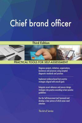 5STARCooks: Chief brand officer Third Edition, Gerardus Blokdyk