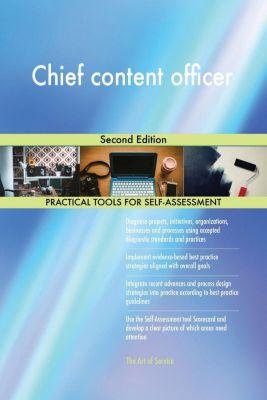 5STARCooks: Chief content officer Second Edition, Gerardus Blokdyk
