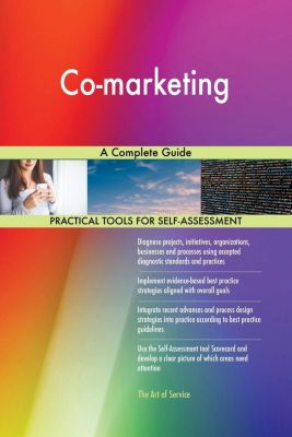 5STARCooks: Co-marketing A Complete Guide, Gerardus Blokdyk