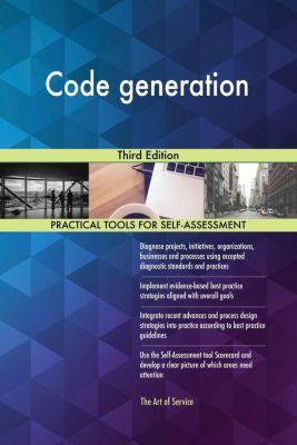 5STARCooks: Code generation Third Edition, Gerardus Blokdyk