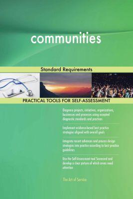 5STARCooks: communities Standard Requirements, Gerardus Blokdyk