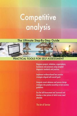 5STARCooks: Competitive analysis The Ultimate Step-By-Step Guide, Gerardus Blokdyk