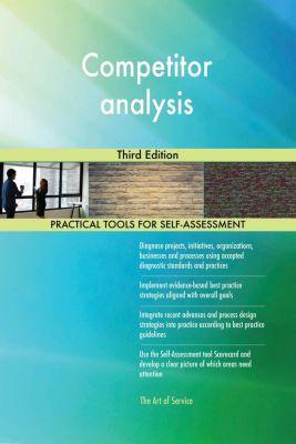 5STARCooks: Competitor analysis Third Edition, Gerardus Blokdyk