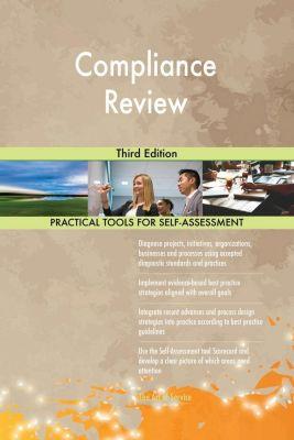 5STARCooks: Compliance Review Third Edition, Gerardus Blokdyk