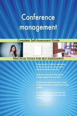 5STARCooks: Conference management Complete Self-Assessment Guide, Gerardus Blokdyk