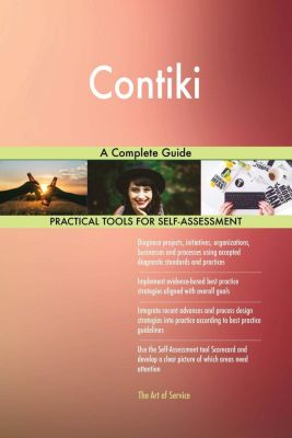 5STARCooks: Contiki A Complete Guide, Gerardus Blokdyk