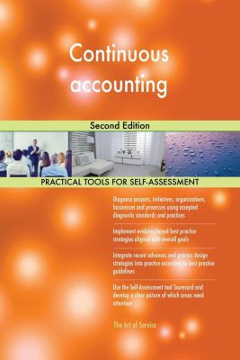 5STARCooks: Continuous accounting Second Edition, Gerardus Blokdyk