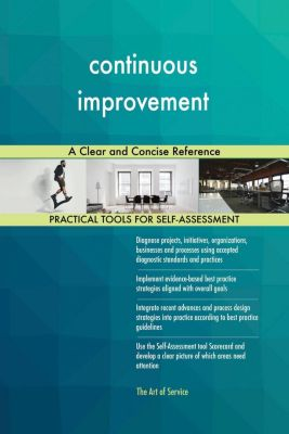 5STARCooks: continuous improvement A Clear and Concise Reference, Gerardus Blokdyk
