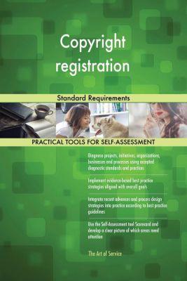 5STARCooks: Copyright registration Standard Requirements, Gerardus Blokdyk
