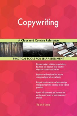 5STARCooks: Copywriting A Clear and Concise Reference, Gerardus Blokdyk
