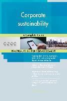 5STARCooks: Corporate sustainability A Complete Guide, Gerardus Blokdyk