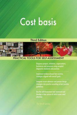 5STARCooks: Cost basis Third Edition, Gerardus Blokdyk