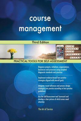 5STARCooks: course management Third Edition, Gerardus Blokdyk