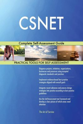 5STARCooks: CSNET Complete Self-Assessment Guide, Gerardus Blokdyk