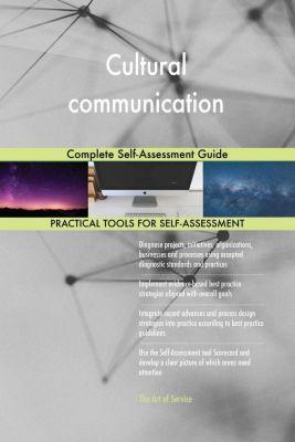 5STARCooks: Cultural communication Complete Self-Assessment Guide, Gerardus Blokdyk