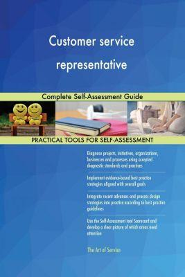 5STARCooks: Customer service representative Complete Self-Assessment Guide, Gerardus Blokdyk