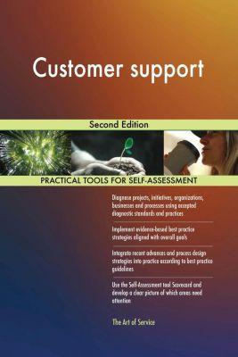 5STARCooks: Customer support Second Edition, Gerardus Blokdyk