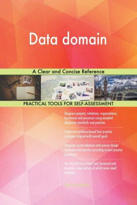 5STARCooks: Data domain A Clear and Concise Reference, Gerardus Blokdyk