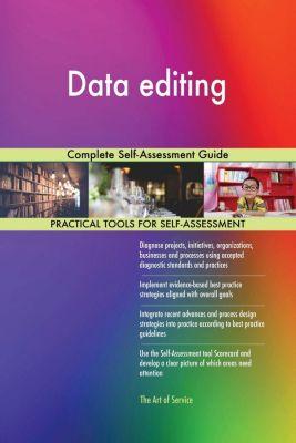 5STARCooks: Data editing Complete Self-Assessment Guide, Gerardus Blokdyk