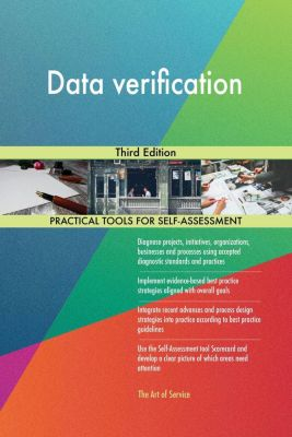 5STARCooks: Data verification Third Edition, Gerardus Blokdyk