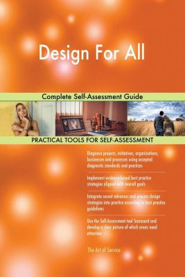 5STARCooks: Design For All Complete Self-Assessment Guide, Gerardus Blokdyk