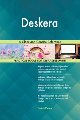 5STARCooks: Deskera A Clear and Concise Reference, Gerardus Blokdyk