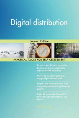5STARCooks: Digital distribution Second Edition, Gerardus Blokdyk
