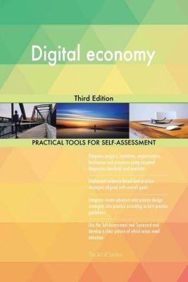 5STARCooks: Digital economy Third Edition, Gerardus Blokdyk
