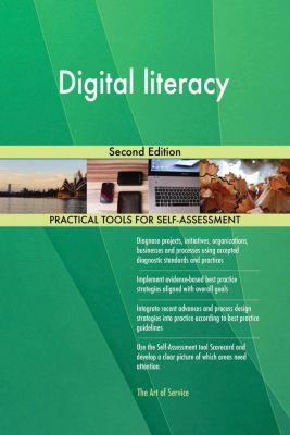 5STARCooks: Digital literacy Second Edition, Gerardus Blokdyk