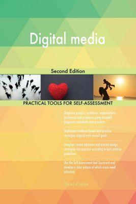 5STARCooks: Digital media Second Edition, Gerardus Blokdyk