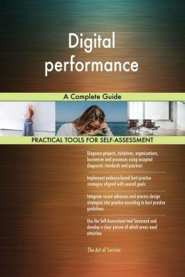 5STARCooks: Digital performance A Complete Guide, Gerardus Blokdyk