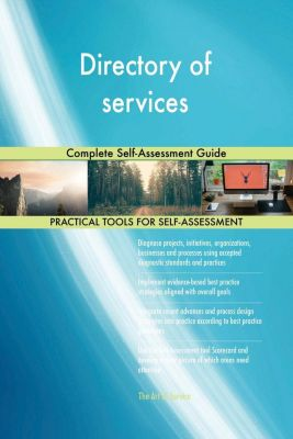 5STARCooks: Directory of services Complete Self-Assessment Guide, Gerardus Blokdyk