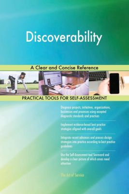 5STARCooks: Discoverability A Clear and Concise Reference, Gerardus Blokdyk