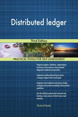 5STARCooks: Distributed ledger Third Edition, Gerardus Blokdyk