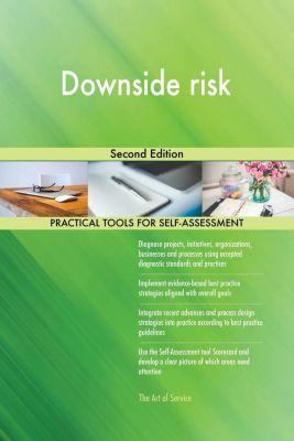 5STARCooks: Downside risk Second Edition, Gerardus Blokdyk