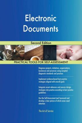 5STARCooks: Electronic Documents Second Edition, Gerardus Blokdyk