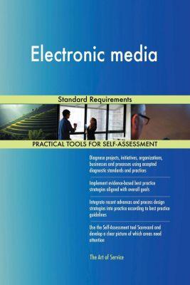 5STARCooks: Electronic media Standard Requirements, Gerardus Blokdyk