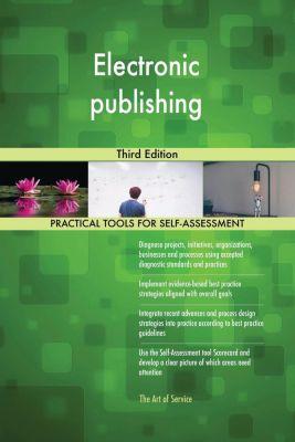 5STARCooks: Electronic publishing Third Edition, Gerardus Blokdyk