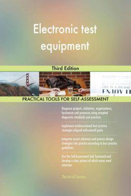 5STARCooks: Electronic test equipment Third Edition, Gerardus Blokdyk