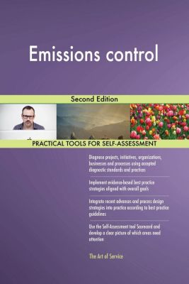 5STARCooks: Emissions control Second Edition, Gerardus Blokdyk