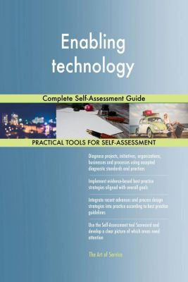 5STARCooks: Enabling technology Complete Self-Assessment Guide, Gerardus Blokdyk